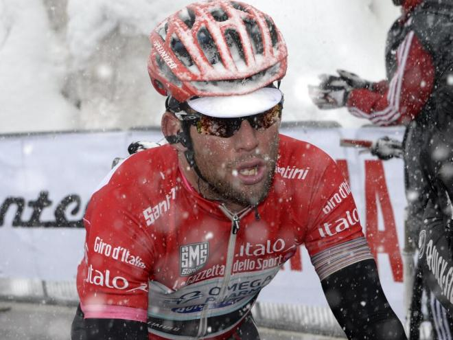 Mark Cavendish - Going The Extra Mile For That Maglia Rossa