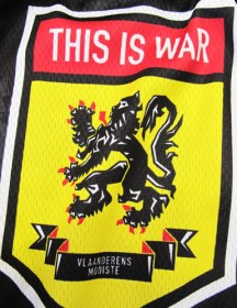 Flanders Belgian Jersey - Detail