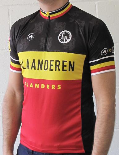 Flanders Belgian Jersey - Front