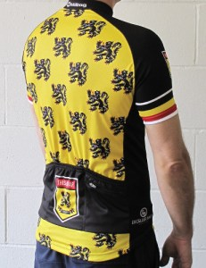 Flanders Classic - Back