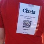 Chris - going for under 120, under 40