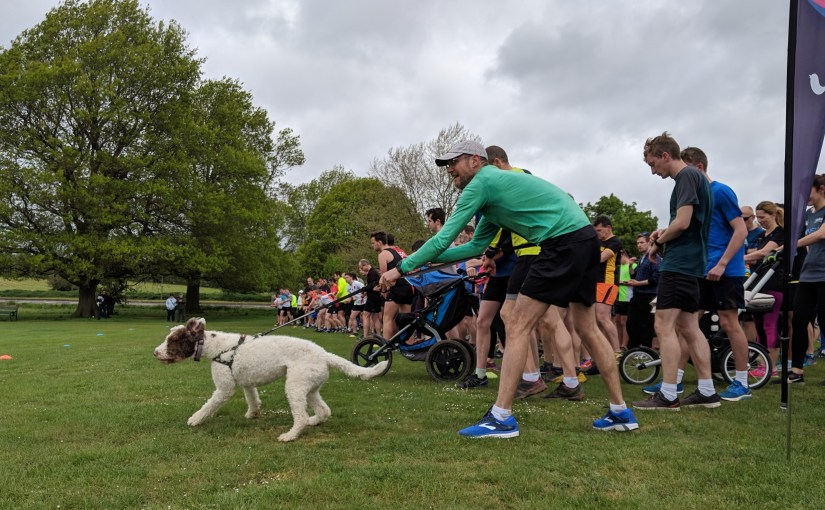 Guildford Park Run – 27 Apr 2019