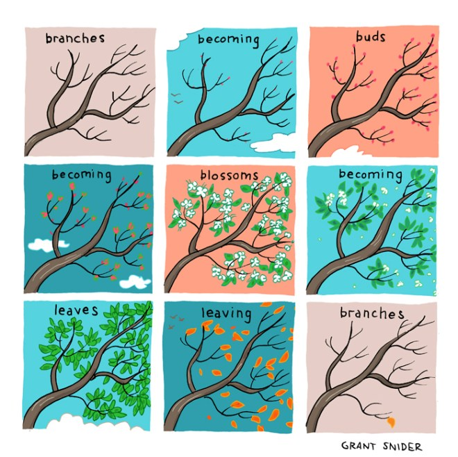 Branches , by Grant Snider