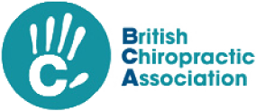 C3 Chiropractic Clinics are proud to be a chartered member of The British Chiropractic Association