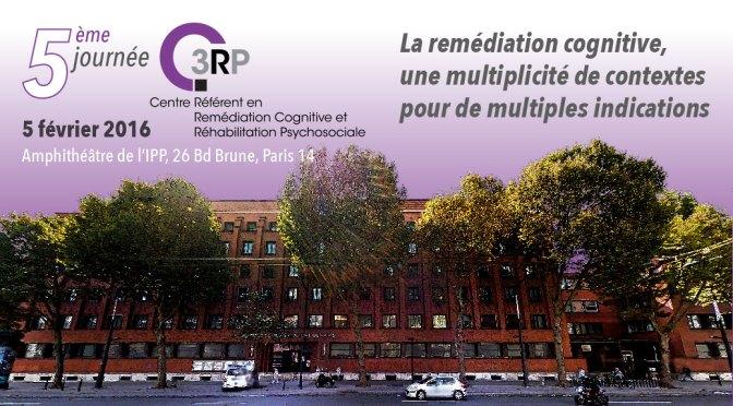 annonce 5ème Journée du C3RP