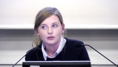 Charlotte Alexandre, neuropsycholoque au C3RP
