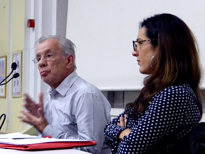 Docteur Charles Dissez et Madame Bouteau