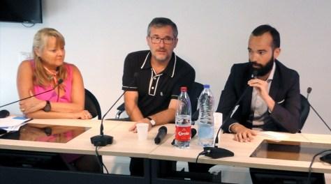 Profamille réunion d'information, 13 juin 2017-Dominique Willard, Olivier Canceil et Raphaël Yven