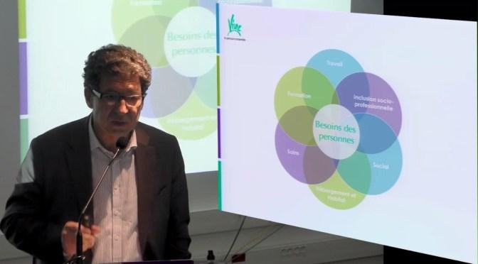 Vidéo : Entraide et rétablissement, Pascal Cacot