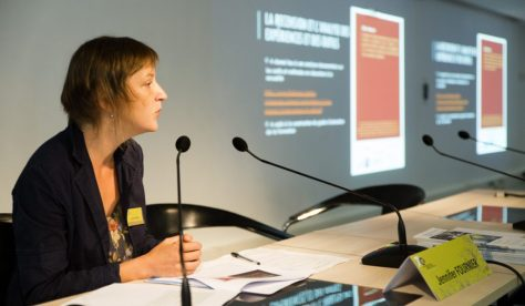 Jennifer Fournier . Professeure HES-SO associée Filière Travail Social Haute école de travail social et de la santé | EESP | Lausanne