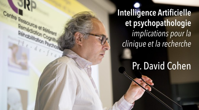 Intelligence artificielle et psychopathologie