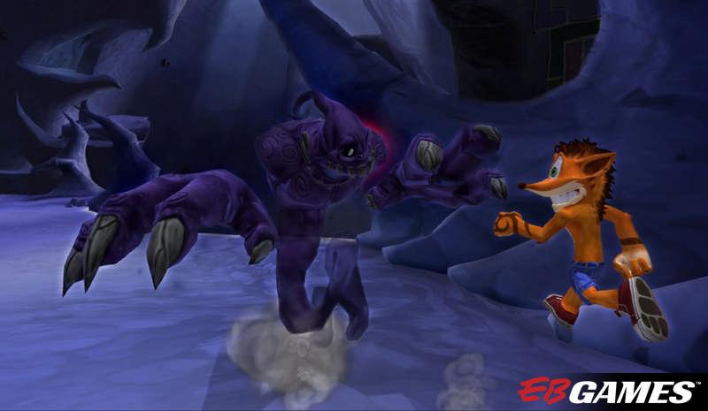 Crash Mind Over Mutant Preowned EB Games Australia