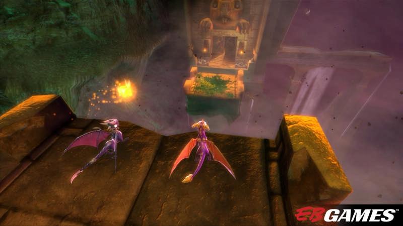 The Legend Of Spyro Dawn Of The Dragon Preowned EB Games Australia