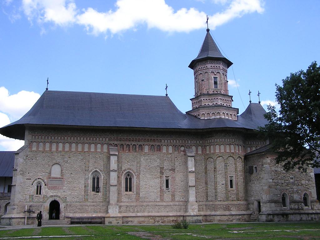 Rumania Monasterio Neamt Piatra Neamt 06