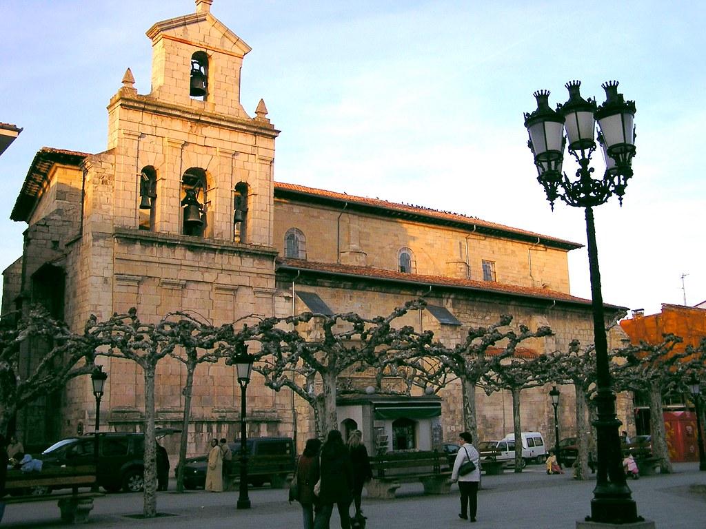 Burgos Iglesia de San Martin Briviesca 237