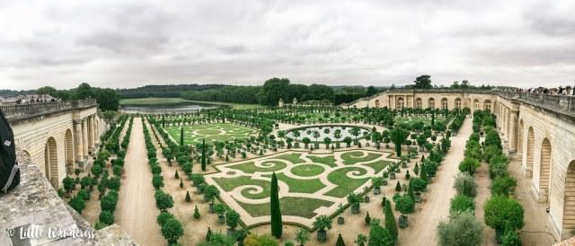 Palace of Versailles - Orangerie