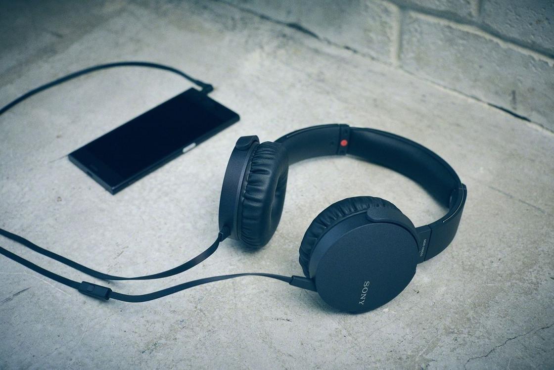 Sony-MDR-XB550AP