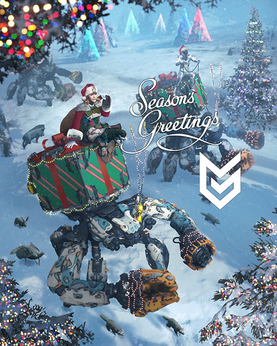 Happy Holidays from PS Blog and Friends     PlayStation Blog Guerrilla Games
