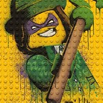 The LEGO Batman Movie Graffiti Posters 07