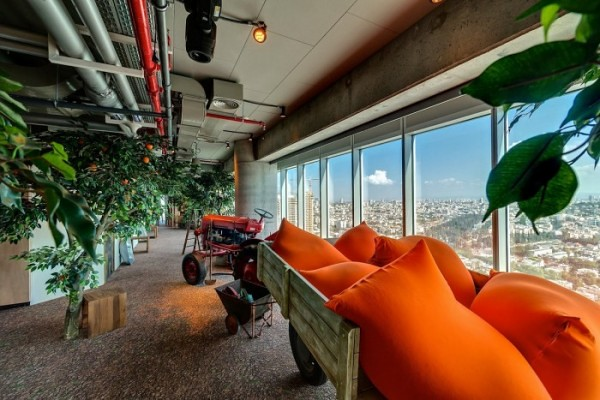 Google Offices in  Tel Aviv, Israel 6