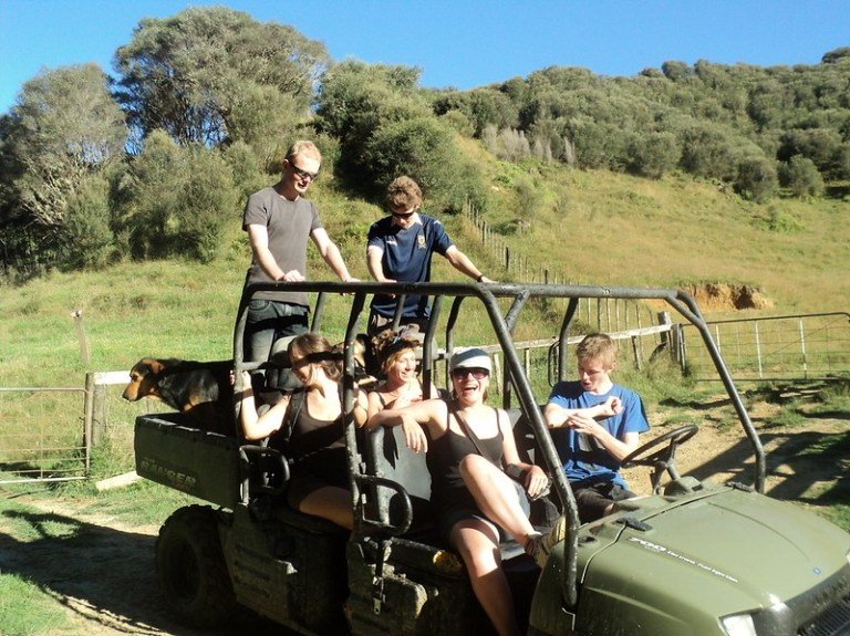 Adventure Tours New Zealand: how to survive a small group tour - the tea break project solo female travel blog