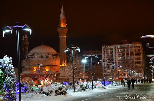 Sivas Meydanda Kış