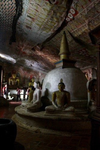 Dambulla Caves Temples, Sri Lanka
