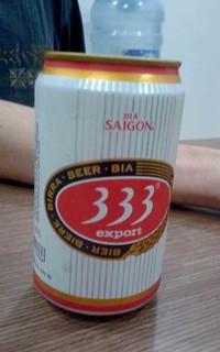 Bia Saigon 333