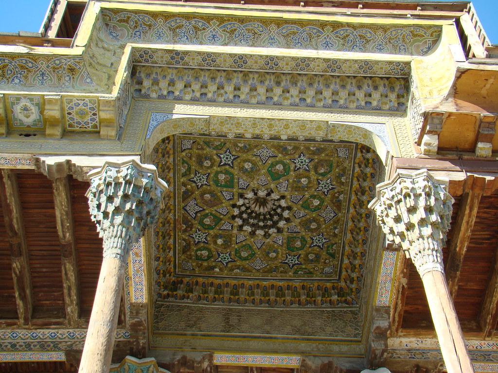 Bujara Complejo Bolo Hauz Uzbekistan 06
