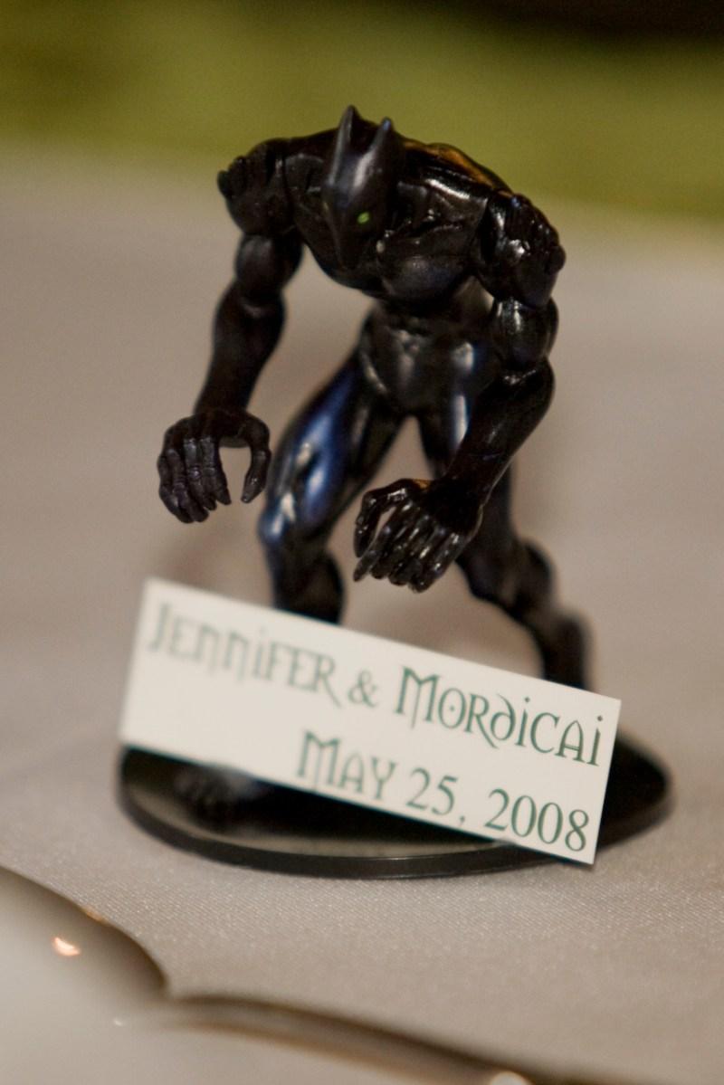 Mordicai: black monster