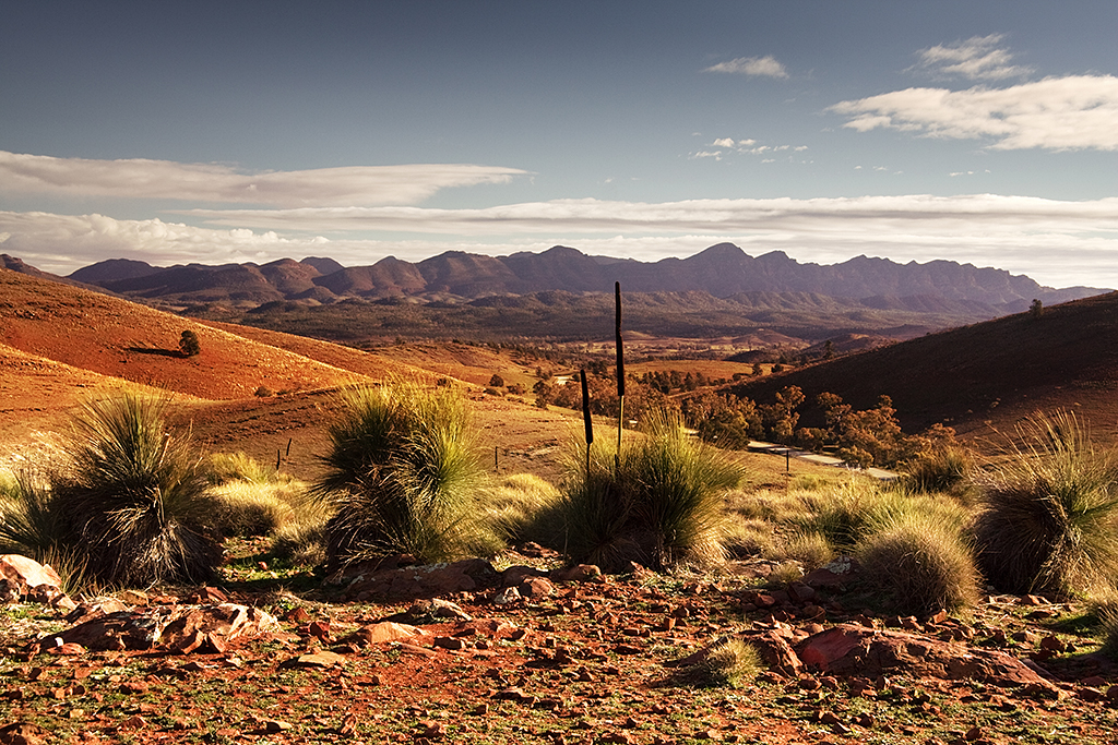 Wilpena Pound - Flinders Ranges National Park