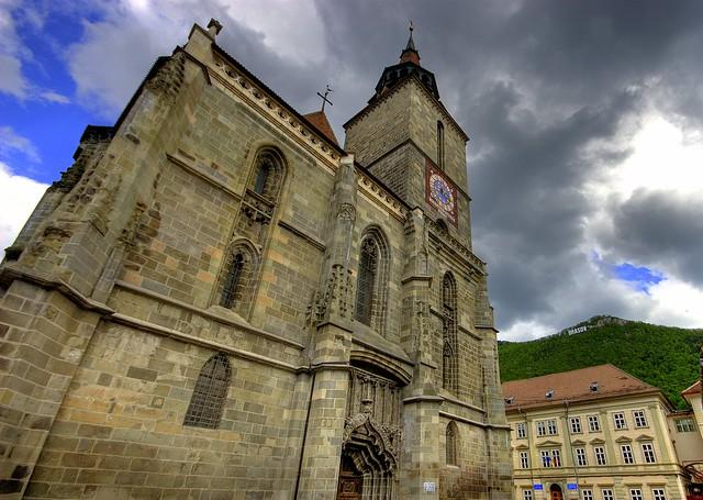 Biserica Neagrâ, Brasov, România