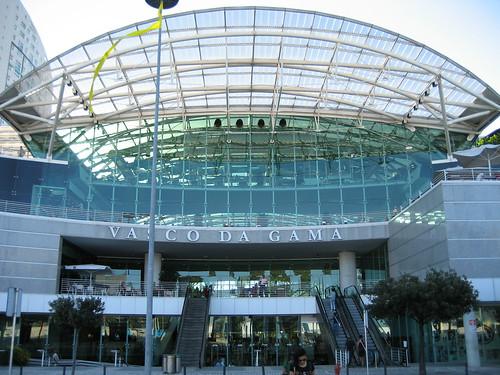 Centro Comercial Vasco da Gama. ViajerosAlBlog.com.