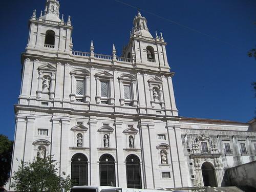 Iglesia de San Vicente de Fora. ViajerosAlBlog.com.