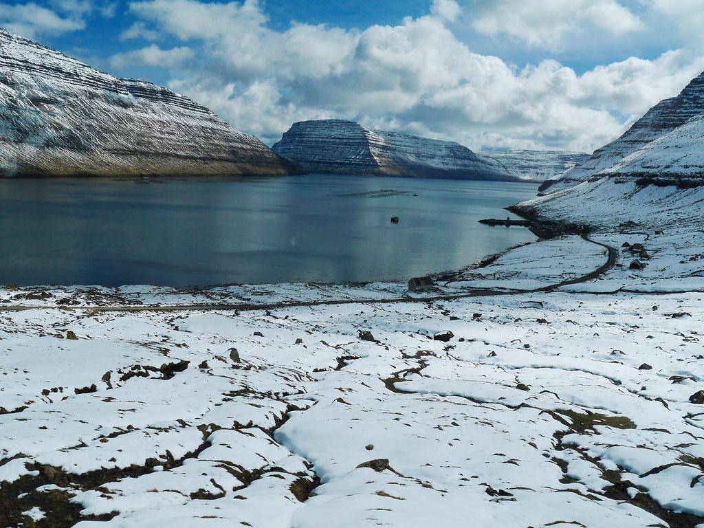 One day in Viðareiði