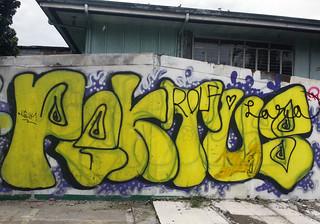 Malinggap St. graffiti 5