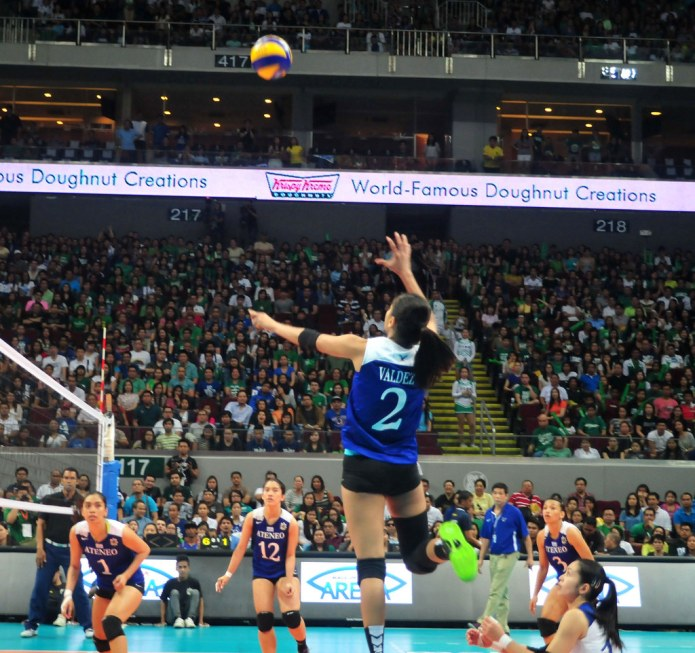 Ateneo volleyball champions- 21