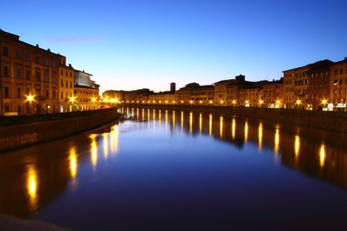 Arno - Pisa