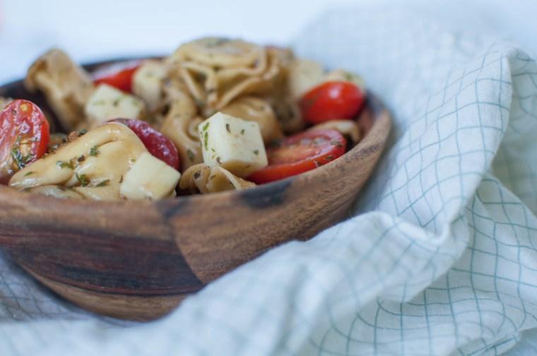 Tortellini Pasta Salad 4