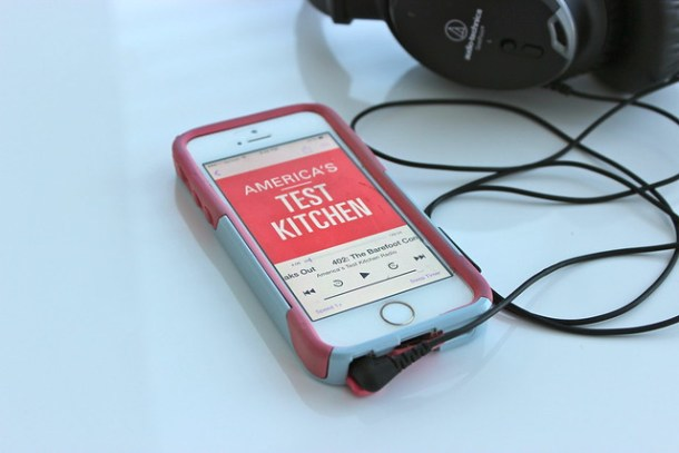 Top Food Podcasts