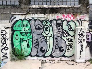 Malinggap St. graffiti 7