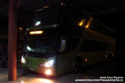 Tur Bus - Temuco - Modasa Zeus / Mercedes Benz (FDLS19)
