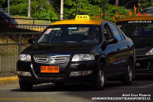 Taxi - Samsung SM3 - Valdivia