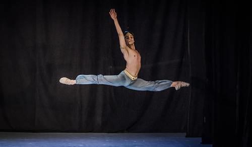 Debuta el joven Argenis Montalvo como primer bailarín de la CND