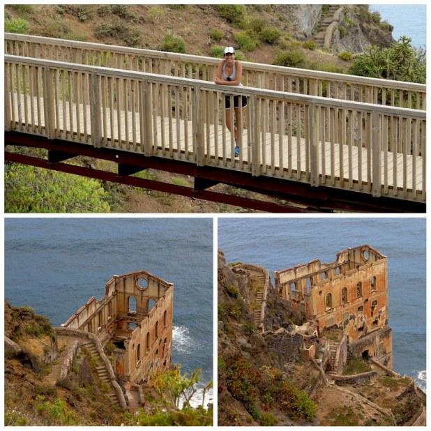 Puente de madera San Pedro