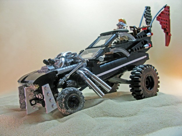 how to build lego mad max