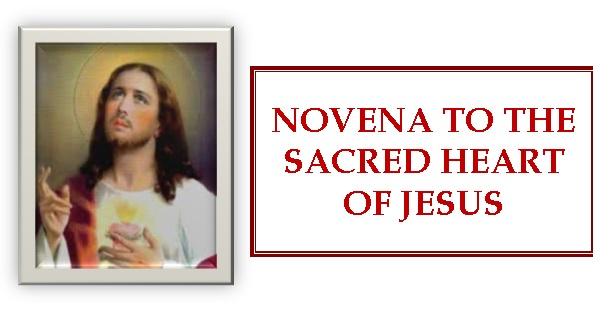 Novena Sacred Heart of Jesus