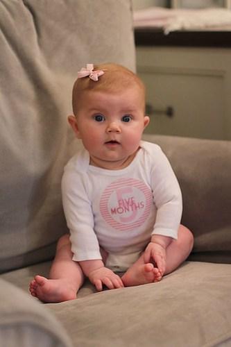 samantha 5 months
