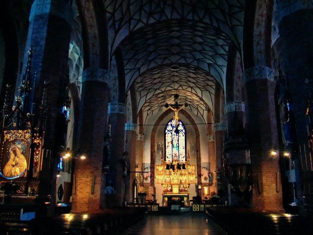 Polonia Catedral de Santiago Apostol Olsztyn 05