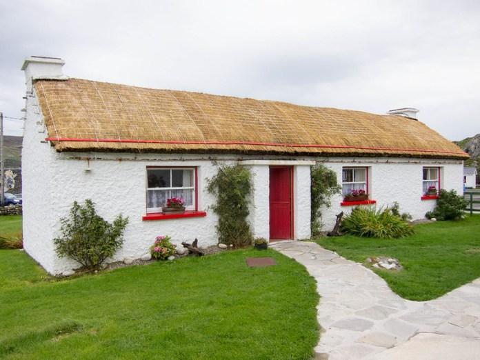 Glencolmcille Folk Village